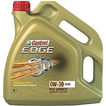 Castrol EDGE Aceite de Motores 0W-30 A5/B5 4L (Sello inglés)