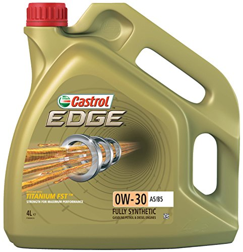 Castrol EDGE Aceite Motores 0W-30 A5/B5 4L Sello inglés