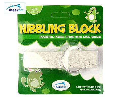Happypet Kleine Animal nibbeln Block Pets Kleintiere Essbar 701029311244