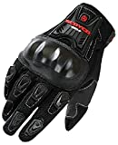 #1: Fulgent Scoyco Mc12 Motorcycle Riding Gloves Biking & Racing (Black_X-Large)