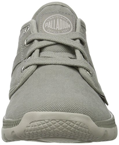 Palladium Damen Pallaville Cvs Sneaker Grau (Elephant Skin/Wind Chime)