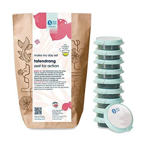 Shuyao Tatendrang Tee Set \n15x naturreiner Tee (45g) durchstarten auch ohne Energydrink