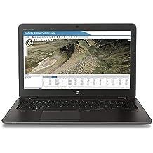 "HP T7W14ET#ABF Ultrabook 15,6"" Argent Spatial (Intel Core i7, 16 Go de RAM, 256 Go, AMD FirePro W4190M / Intel HD Graphics 520, Windows 7 Professional)"
