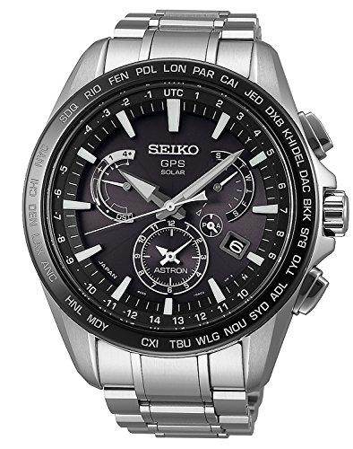 Seiko Herren-Armbanduhr SSE077J1