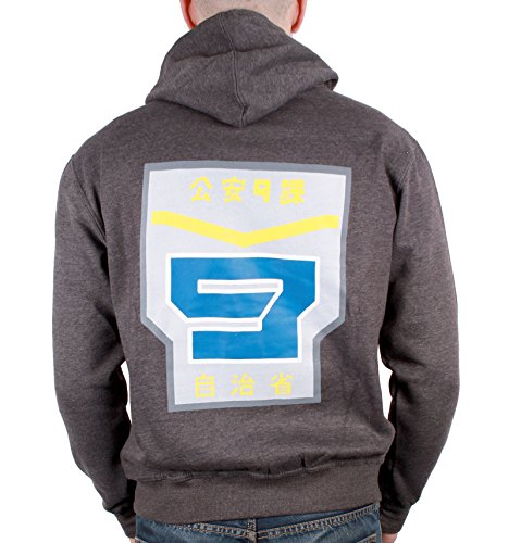 ghost-in-the-shell-section-9-sudadera-capucha-con-cremallera-gris-xl