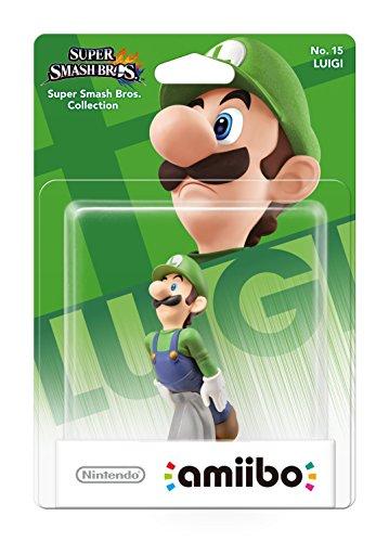Nintendo amiibo Smash Luigi