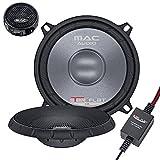 Mac Audio 1107214 Star Flat 2.13 - ultraflacher 2-Wege Kompo System Einbaulautsprecher