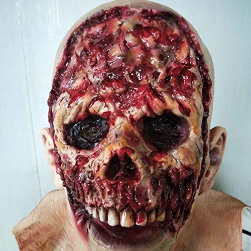 Tropfen Zu Fuß Tot Maske Resident Böse Maske,Picturecolor,Allsize ()