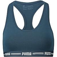 Puma Damen Iconic Racer Back Bra 1p Unterwäsche