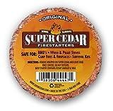 Super Cedar Firestarters – 36-Pack démarre jusqu'à 144 feux. Nos démarreurs...