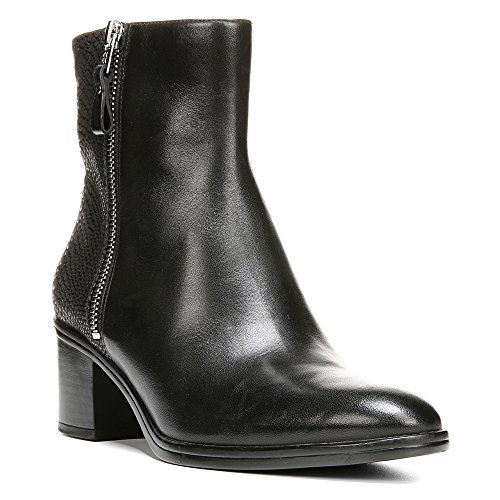 Naturalizer Harding étroit Cuir Bottine Black