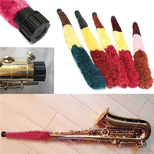 Ferre Express Weich Reinigung Pinselreiniger Saver Pad für Alto Sax Saxophon - Alto Saxophon-pad-saver