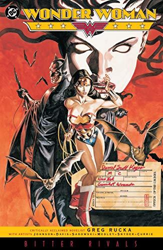 Wonder Woman: Bitter Rivals (Wonder Woman (1987-2006)) (English Edition)