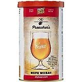 Hefe Wheat Malto Preparato Per Birra Caratterizzato Da Un Colore Oro Opaco Ed Una Struttura Mordida