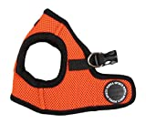 Puppia PAHA-AH305 Hundegeschirr Soft Weste, XS, orange
