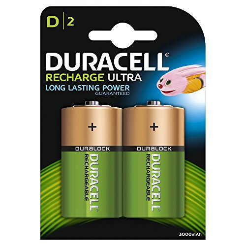 duracell-recharge-ultra-piles-rechargeables-type-d-3000-mah-lot-de-2
