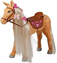 Barbie Horse 58036 Battery Operated & Wind-Up For Girls 3 - 6 Years,Multi c