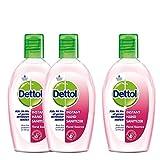 #9: Dettol Sanitizer - 50 ml (Floral, Buy 2 Get 1 Free)