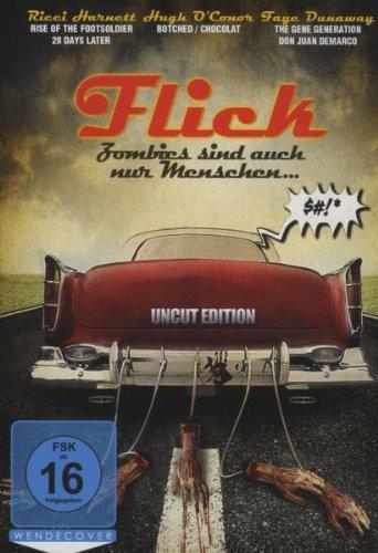 Flick - Zombies sind auch nur Menschen... [2 DVDs]