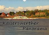 Kaiserswerther Panorama (Wandkalender 2019 DIN A4 quer): Kaiserswerther Impressionen (Monatskalender, 14 Seiten ) (CALVENDO Orte) - Michael Jäger, Mitifoto
