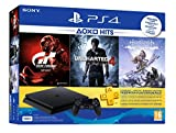 #5: Sony PS4 500 GB Slim Console (Free Games: Gran Turismo - Sport/Uncharted 4/Horizon Zero Dawn)