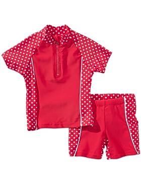 Playshoes Badeanzug Zweiteiler Schwimmbekleidung UV Schutz- Dots - Traje de baño
