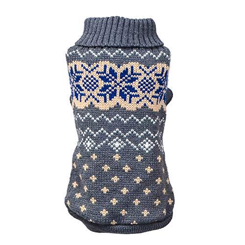 Deutsche Dogge Kostüm Hunde - Dragon868 Hund Pullover Warm Haustierhubstoffkatze Winter Warm Turtleneck Sweater Coat Kostüm Bekleidung