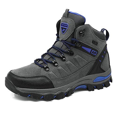 Scarpe da Trekking Impermeabili da Uomo Scarpe da Corsa campestre, Suole di Scarpe Sportive da Uomo Scarpe da Trekking da Uomo