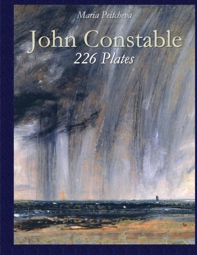 John Constable: 226 Plates (Colour Plates)