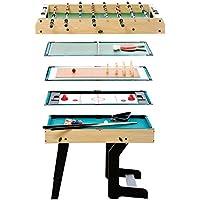 Rendez vous déco - Table Multi-Jeux Pliable 16 en 1 3e22e8236aeb