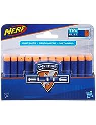 Hasbro Nerf A0350EU4 - N-Strike Elite 12er Dart Nachfüllpack, Spielzeugblasterzubehör