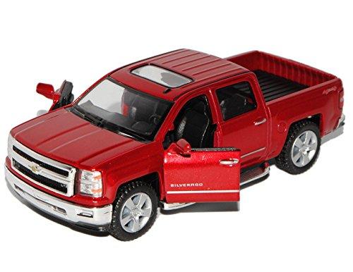 chevrolet-chevy-silverado-pick-up-dunkel-rot-metallic-ab-2014-ca-1-43-1-36-1-46-kinsmart-modell-auto