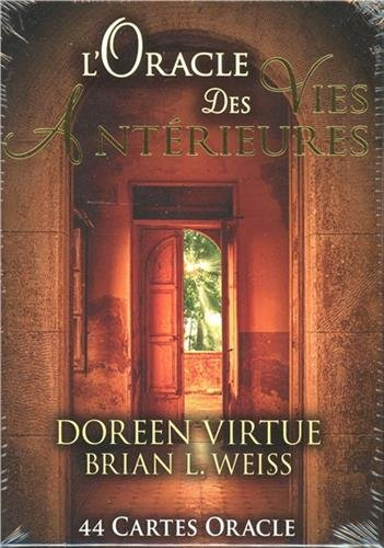 L'oracle des vies antérieures : 44 cartes oracle par Doreen Virtue