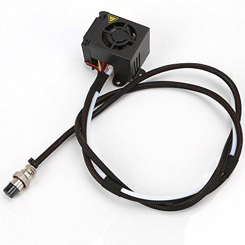 Creality cr-10Series 10s 4S 5S stampante 3D 0.4mm ugello Estrusore Hot End kit MK8Estrusore set by Luxnwatts