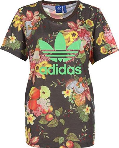 Adidas Jardim W t-shirt Marron