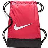 Nike Brasilia Training Turnbeutel, Rush Pink/Black/White, Einheitsgröße