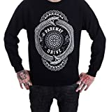 Parkway Drive Snake - Sweater-XX-Large