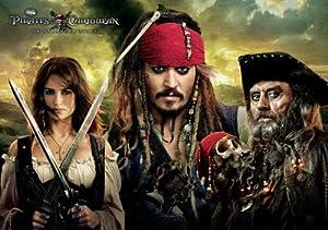 Clementoni 30295-Pirates of The Caribbean: Pirates Caribbean I (500Piezas)