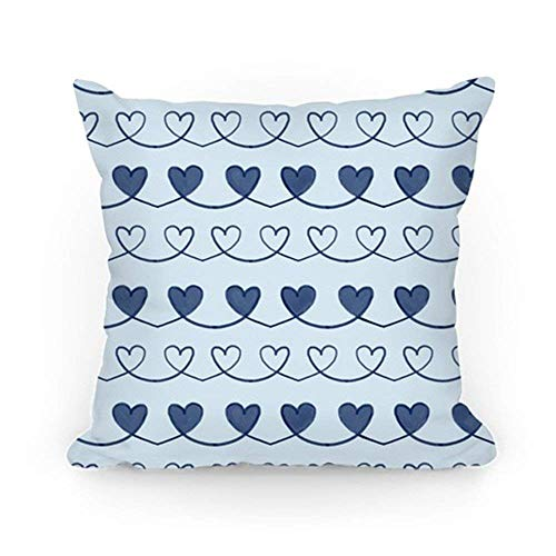 Gxdchfj A Haiku About Getting Out of Bed Kissen Throw Kissen Covers Cushion Case 18x18 inches