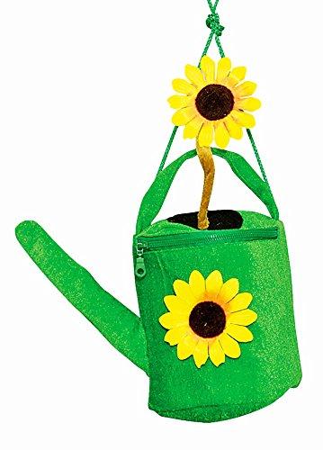 Preisvergleich Produktbild Handtasche Gießkanne - Tolles Accessoire zum Gärtner oder Blumen Kostüm