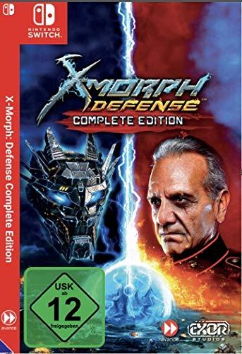 X-Morph Defense Switch
