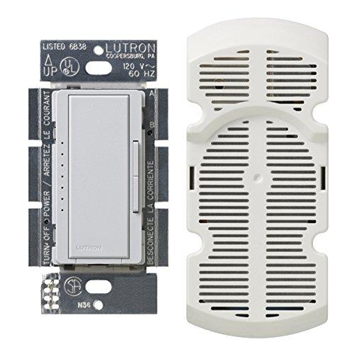 Lutron Maestro 7-fach mit mehreren Digital Fan Control