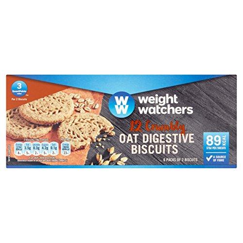 Weight Watchers Hafer Kekse, 10er Pack (10 x 114 g)