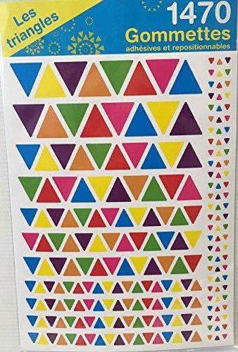 aufkleber-die-1470-selbstklebende-repositionierbar-dreiecke-sticker