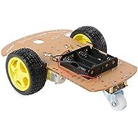 Chasis Coche 2 Ruedas Inteligente 2WD Robot Smart Car Robotica Arduino DIY
