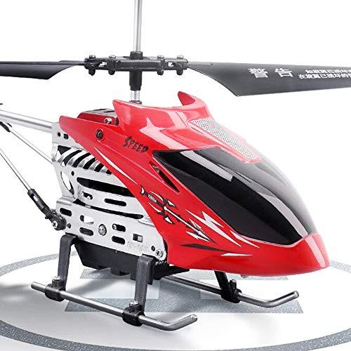 Ycco Beständigkeit gegen Fall RC Hubschrauber-Drohne eingebauten Gyro Propeller 3.5 Kanal-Funk Flugzeuge Gyroskop stabilisierendes System Hobby-Fernsteuerung Flugzeug-Spielzeug-erwachsener Kinder Oste