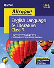 CBSE All in One English Language & Literature Class 9 for 2021