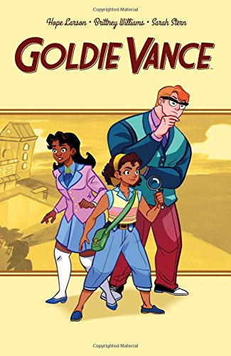 Goldie Vance Volume 1 por Hope Larson
