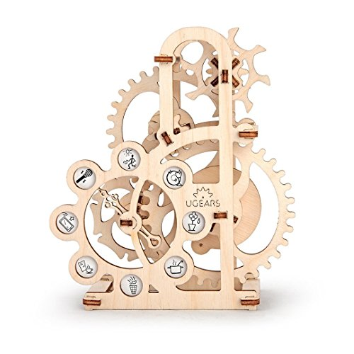 Dynamometer - Mechanical Model Construction Kit by UGears