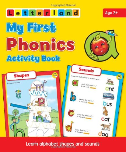My first phonics activity book : shapes and sounds